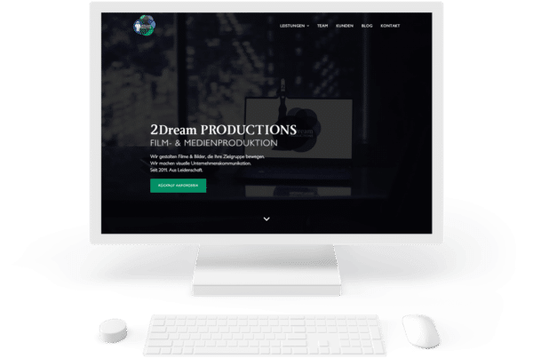2dream Productions Mockup Min