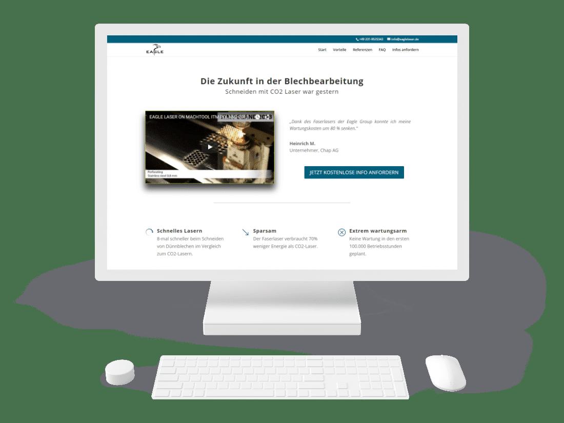 Eagle Group Salespage