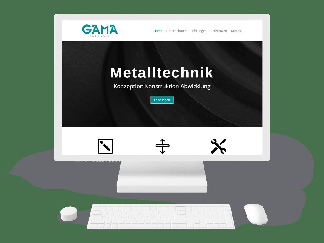 Gama Steel