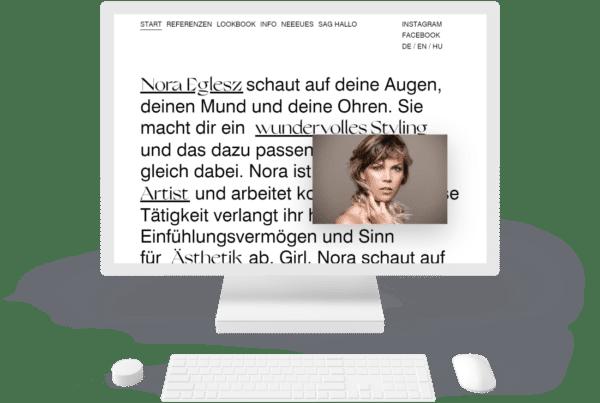 Nora Eglesz Makeupartist