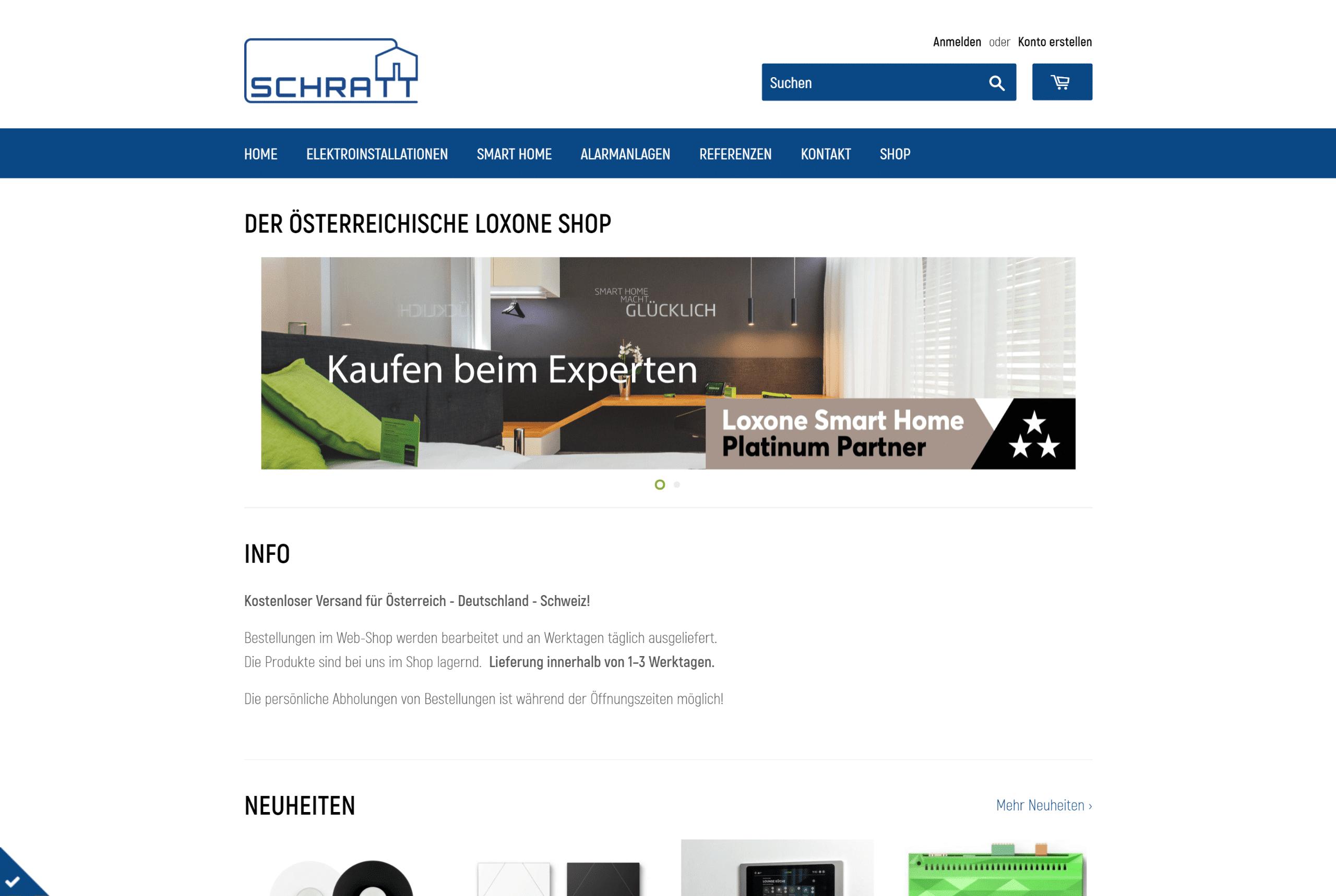 Schratt Webshop Min
