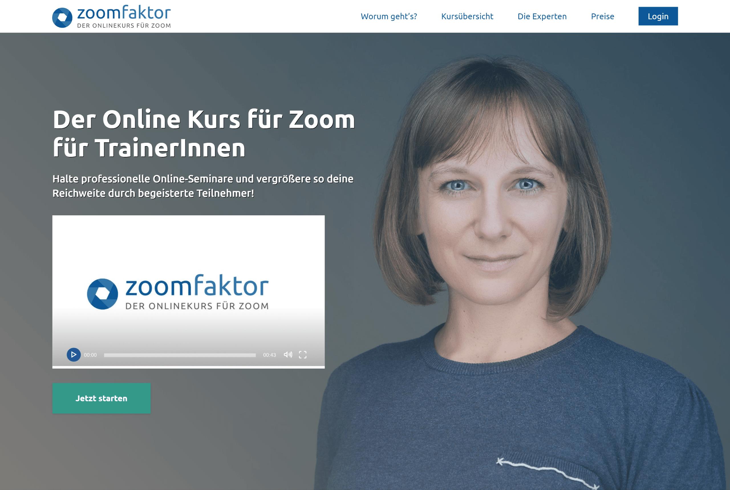 Zoomfaktorkurs Min